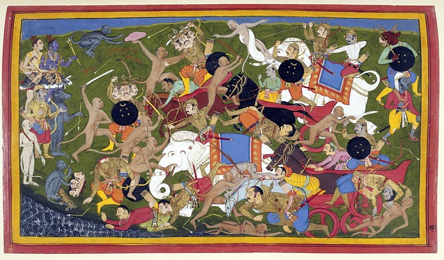 Importance of Ramayana Puran- odisha news agency fi