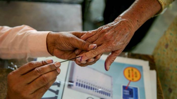 Bengal, Assam register 79% and 72% surveying till 5:20 pm