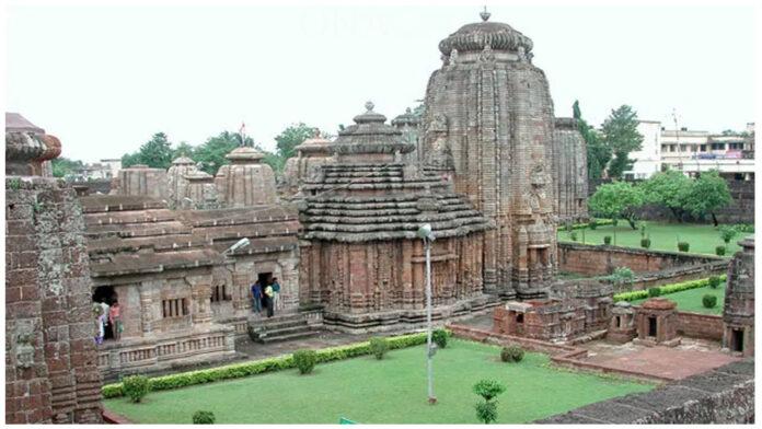 History-of-Lingaraj -emple