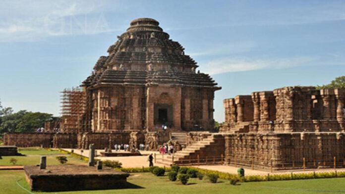 The-Construction-Of-The-Famous-Konark-Temple