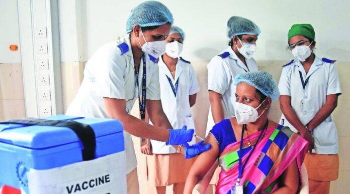 Second Dose Of COVID Vaccine