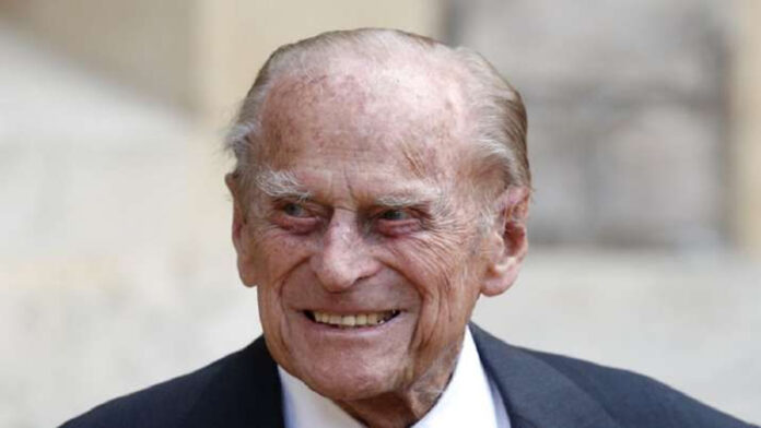 99-year-old Prince Philip