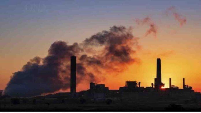 Air contamination kills