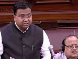 MP Dr. Sasmit Patra demanded the passing of the Women's Reservation Bill