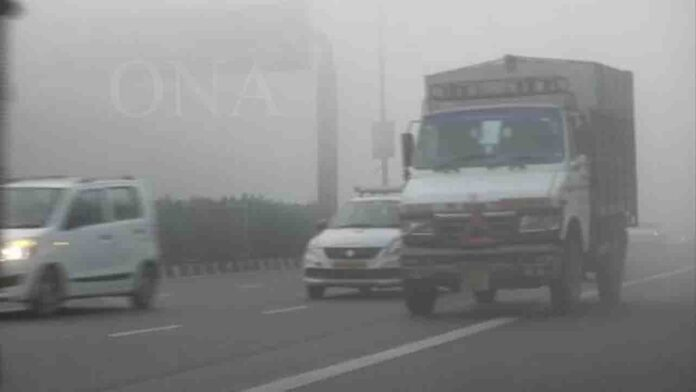 Delhi's air quality improves to 'poor' class
