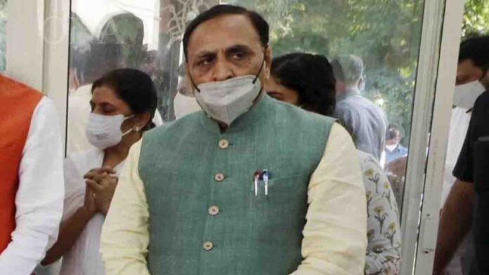 Gujarat CM Vijay Rupani tests positive for Covid