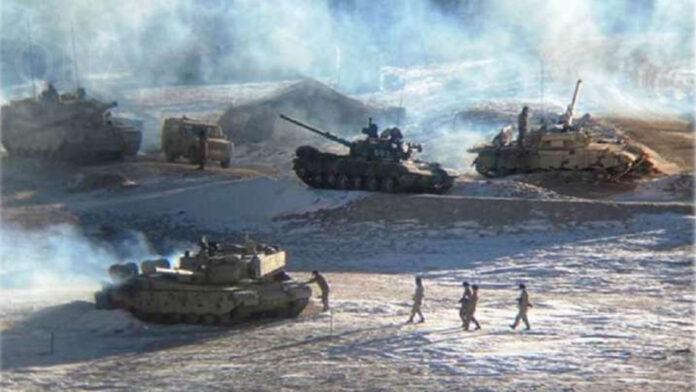 India, China military tenth round talks