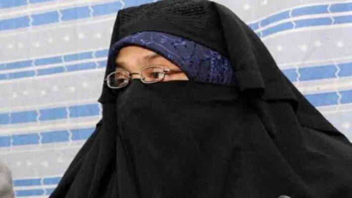 Kashmiri dissident Asiya Andrabi