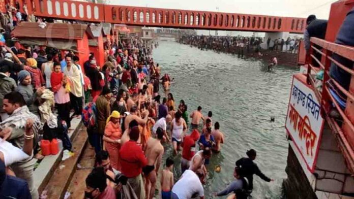 Kumbh Mela 2021 restricted to 30 days