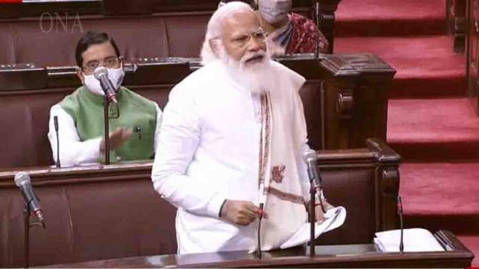 BJP issues 3-line whip to Lok Sabha MPs as PM Modi to talk today Executive Narendra Modi is probably going to answer to the movement of gratitude to the President's location in the Lok Sabha today. Following seven days in length disturbance of Lok Sabha over the ranches laws issues and ranchers' fomentations, the Lok Sabha on Tuesday continued conversation on movement of gratitude to the President's location. Taking an interest in the conversation on Tuesday, Minister of State for Agriculture and Farmer Welfare, Kailash Choudhary said, the public authority under the initiative of PM Modi took the perfect choice at the perfect time bringing about successful regulation of Covid-19. He said that the public authority has found a way to support the cultivating area in the country. He added that MSP of a few harvests and food grains have been expanded by the public authority and the ranchers have been given monetary help under the PM-Kisan Samman Nidhi plot. Prior, National Conference pioneer Farooq Abdullah asked the public authority to put aside contrasts and discover answers for the ranchers' issues. Akhilesh Yadav of Samajwadi Party said that ranchers of the nation don't get MSP for their produce. TMC pioneer Saugata Roy requested that the public authority should rescind the ranch laws as ranchers are discontent with the new laws. BSP pioneer Kunwar Danish Ali excessively lashed out at the public authority saying government's demeanor towards the ranchers isn't fitting and government ought to keep away from showdown with ranchers. Pitiful pioneer and previous Union clergyman Harsimrat Kaur Badal said that the public authority carried ranch laws without having interview with the ranchers. She said that ranchers are calmly fighting for their real requests yet the public authority isn't paying notice to their requests. Reacting to the resistance chiefs, BJP pioneer Rita Bahuguna Joshi said that the new homestead laws will profit the ranchers and blamed the resistance for