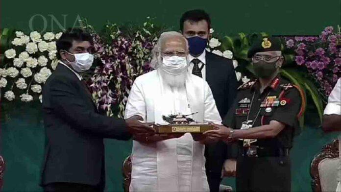PM Modi gives up 118 Arjun MK-1A tanks to Army