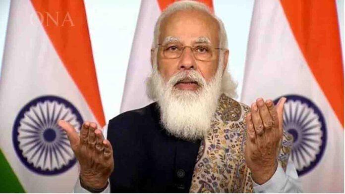PM Modi assaults Congress