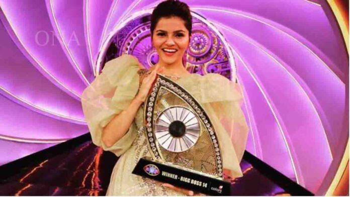 Rubina Dilaik thrilled subsequent to winning Bigg Boss 14