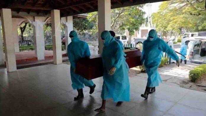 SriLanka closes constrained incinerations
