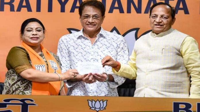 BJP's 'Slam' Arun Govil targets Mamata