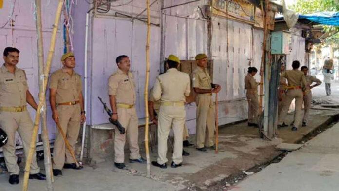 Noida police summons CrPC 144