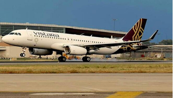 Vistara to move back pay cut for select staff classes