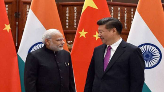 China stands prepared to fortify collaboration with India in battling pandemic