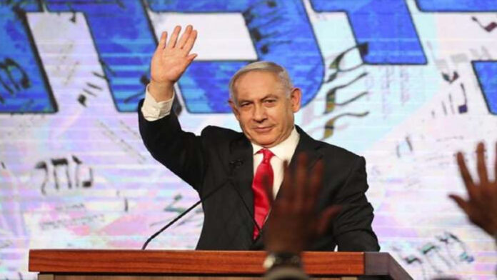 Israel PM back in court as gatherings