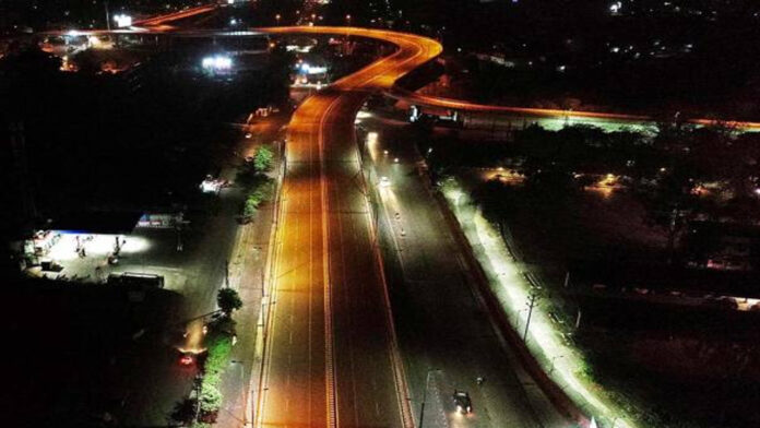 Night curfew time forced in Ghaziabad
