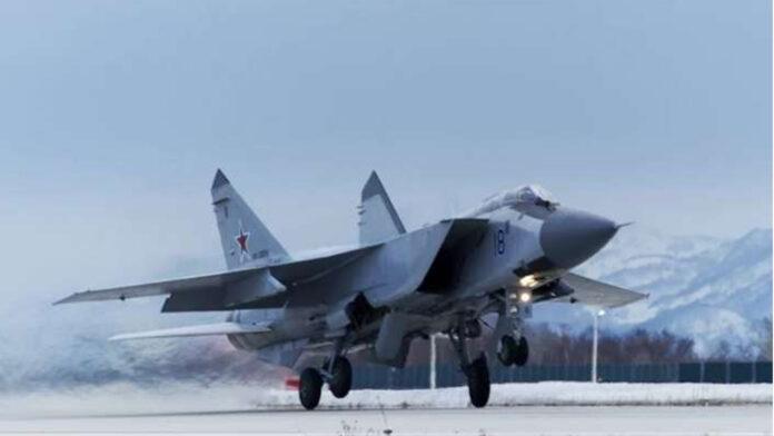 Russian MIG 31