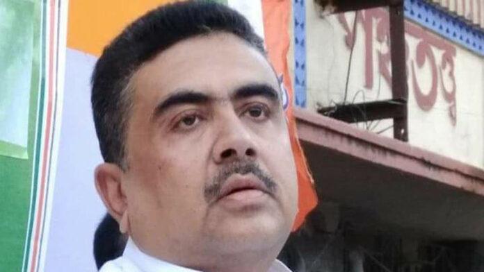Suvendu Adhikari guard assaulted in Nandigram purportedly by TMC