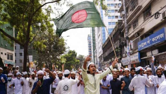 guns utilized by Hefazat-e-Islam aggressors in Bangladesh savagery in March